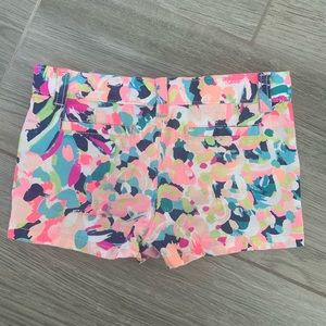 Lilly Pulitzer Bottoms - Girls Lilly Pulitzer shorts